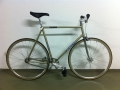 vintage benotto track bike