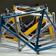 Track frame collections